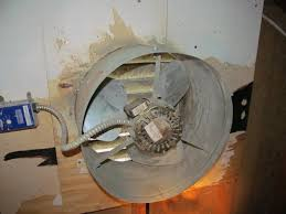 gable attic fan installation gable vent fan a real fixer upper
