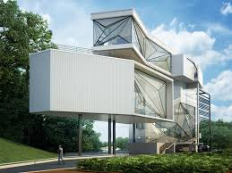 architecture villa design home design ideas