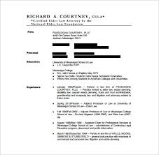 Template For A Professional Resume Lawyer Resume Template U2013 10 Free Word Excel Pdf Format Download