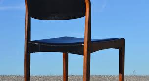 meubles design vintage formidable design of chaise en cuir noir glamorous chaise promo