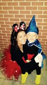 Halloween Costumes Mickey Minnie Mouse 25 Mother Son Costumes Ideas Mommy Baby