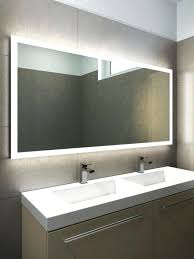 Bathroom Mirrors With Lights Attached Mirrors With Lighting Mirror