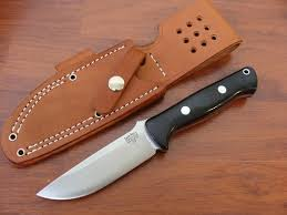 bark river kitchen knives buy bark river bravo 1 a2 fixed knife at blade master