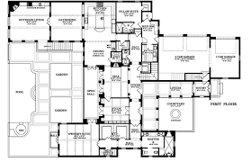 5357 house plan floor plans blueprints architectural drawings