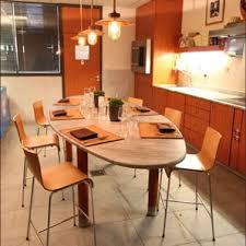 cours de cuisine pour professionnel restaurant les 5 sens atelier