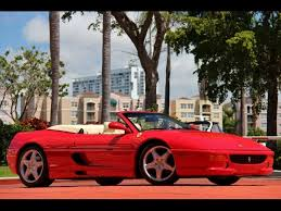 1998 f355 spider for sale 1998 f355 spider 6 speed manual transmission for sale in
