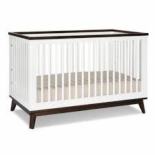 Converting Crib To Toddler Bed Babyletto Scoot 3 In 1 Convertible Crib With Toddler Bed