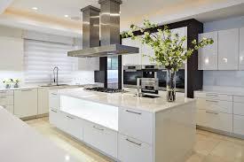 style cuisine cuisine aménagée ilot central cuisine en image