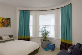 good bay window curtain rods image collection curtain rods for bay windows all can download