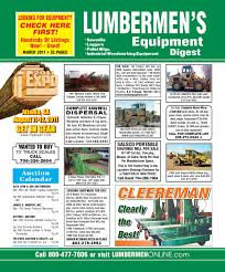 march 2011 lumbermen u0027s equipment digest by lumbermen u0027s equipment
