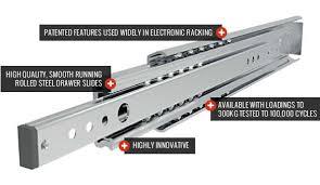drawer slide locking mechanism mesmerizing heavy duty kitchen drawer slides 84 about remodel