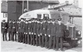 back in time evolving face of halstead u0027s fire service halstead