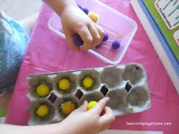 learn with play at home counting u0026 make 10 with egg cartons