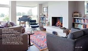 Furniture In Bedroom by Modern Living Room By Taylor Jacobson Interior Design Persian Rug