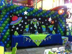 Buzz Lightyear Centerpieces by Buzz Lightyear Birthday Party Ideas Buzz Lightyear Birthday