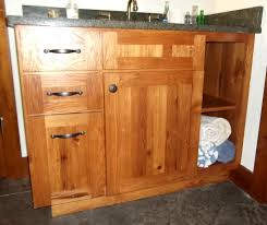 Douglas Fir Kitchen Cabinets Rustic Hickory Kitchen Cabinets Wyman Woodworks