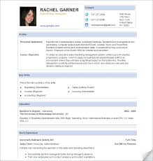 How To Make A Really Good Resume Original Job Hopper Template Examples Of A Good Resume Intended