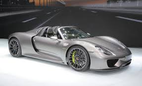 porsche 918 front 2015 porsche 918 spyder production spec photos and info u2013 news