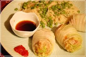 comment cuisiner du choux chinois nouvel an chinois et choux chinois farcis au porc et aux noix de