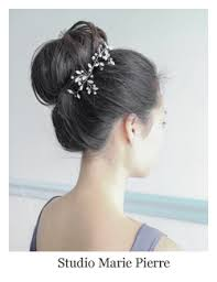 bun accessories 25 high bun hairstyles for brides hair comes the