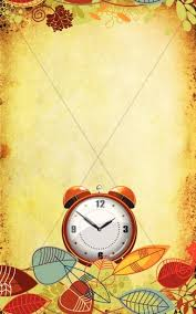 Church Programs Template Daylight Savings Time Church Program Template Harvest Fall