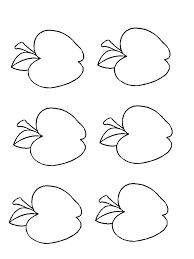 25 unique apple template ideas on pinterest apple preschool