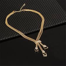 chain necklace styles gold images Moochi 18k gold plated africa royal style golden chain necklace jpg