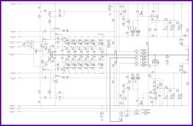 Wiring Diagram Power Supply Also Converter Circuit On Electronic Equipment Repair Centre Yamaha Xp7000 U2013 Xp5000 Power