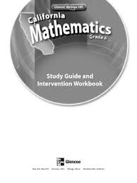 study guide and intervention area fraction mathematics