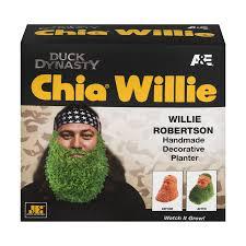 Duck Dynasty Home Decor Chia Pet Duck Dynasty Willie 1 0 Ct Walmart Com