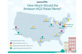 does black friday effect amazon last year how winning the race to be amazon u0027s second headquarters could turn