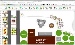 free vegetable garden layout garden planning software online home outdoor decoration