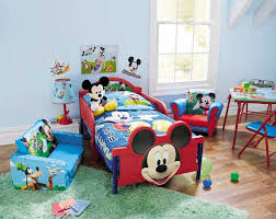 disney mickey mouse 3d toddler bed toys