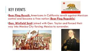 California Bear Flag Republic Editing The Intro Using The Intro And Conclusion Paragraph That