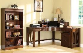 Riverside Home Office Furniture Beautiful Riverside Home Office Curved Corner Desk Hutch 33532