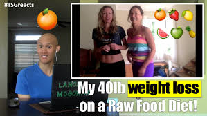my 40lb weight loss on a raw food diet archives