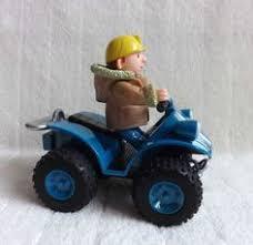 bob builder scoop case car lot cowboy jackeroo benny wagon