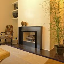 cool contemporary fireplace surrounds designs photo design ideas