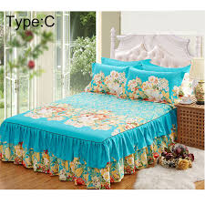 queen bed skirts promotion shop for promotional queen bed skirts