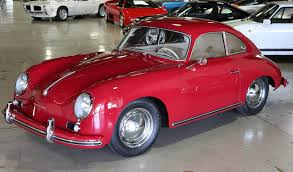 first porsche 356 classic and authentic 1959 porsche 356a for sale