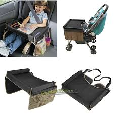 play u0026 snack kid baby toddler car seat safety travel tray stroller