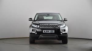 land rover 2014 used land rover range rover evoque 2 2 ed4 pure 5dr 2wd black