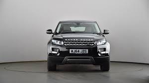 range rover black used land rover range rover evoque 2 2 ed4 pure 5dr 2wd black