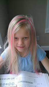 exclusive idea temporary hair color for kids 25 best chalking hair