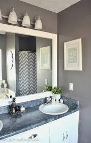 Bathroom Mirrors Ideas by Best 20 Frame Bathroom Mirrors Ideas On Pinterest Framed