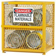 Horizontal Storage Cabinet Durham Gas Cylinder Storage Cabinets