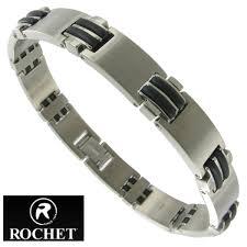 stainless mens bracelet images Rochet mens stainless steel bracelet 3531 56 f bracelets jpg
