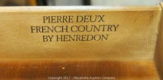 Pierre Deux Rugs Mclemore Auction Company Auction Fine Furniture Rugs Lamps