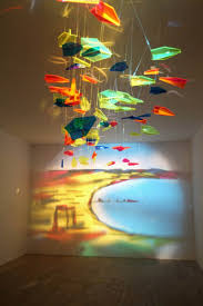 Colored Lights For Room by Rgb Murals That Transform Under Different Colored Lights