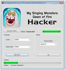 my singing monsters hacked apk my singing monsters of cheats hack diamonds coins ios